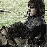 Bran (Isaac Hempstead-Wright) is still in hiding now that everyone thinks he's dead.