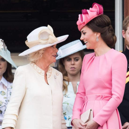 Pictures of Kate Middleton With Camilla