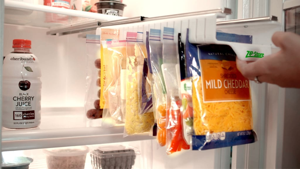 The $40 Solution That Will Declutter Your Fridge in a Literal Snap