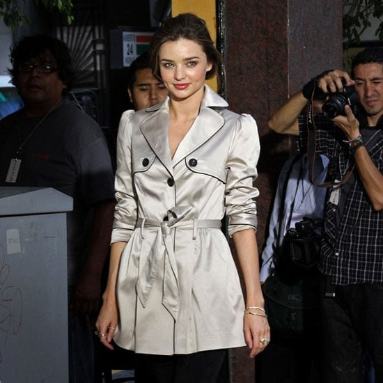 Miranda Kerr Shoots Liverpool Commercial in Mexico Pictures