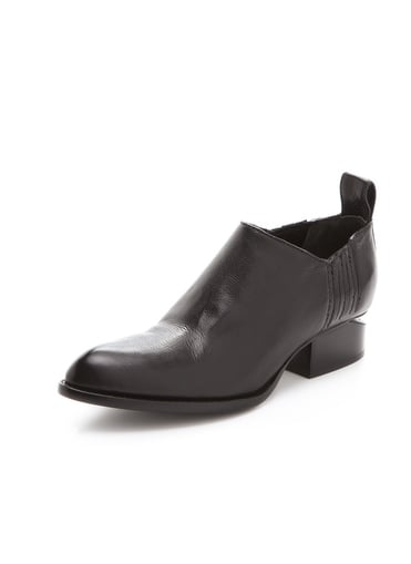 For girls who like their oxfords with a city-slick edge, Alexander Wang Kori Oxfords With Nickel Hardware ($450) are just the thing.