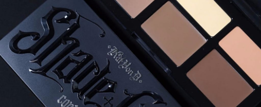 Kat Von D Fans Will Flip Over This Exciting Update to the Shade & Light Contour Palette