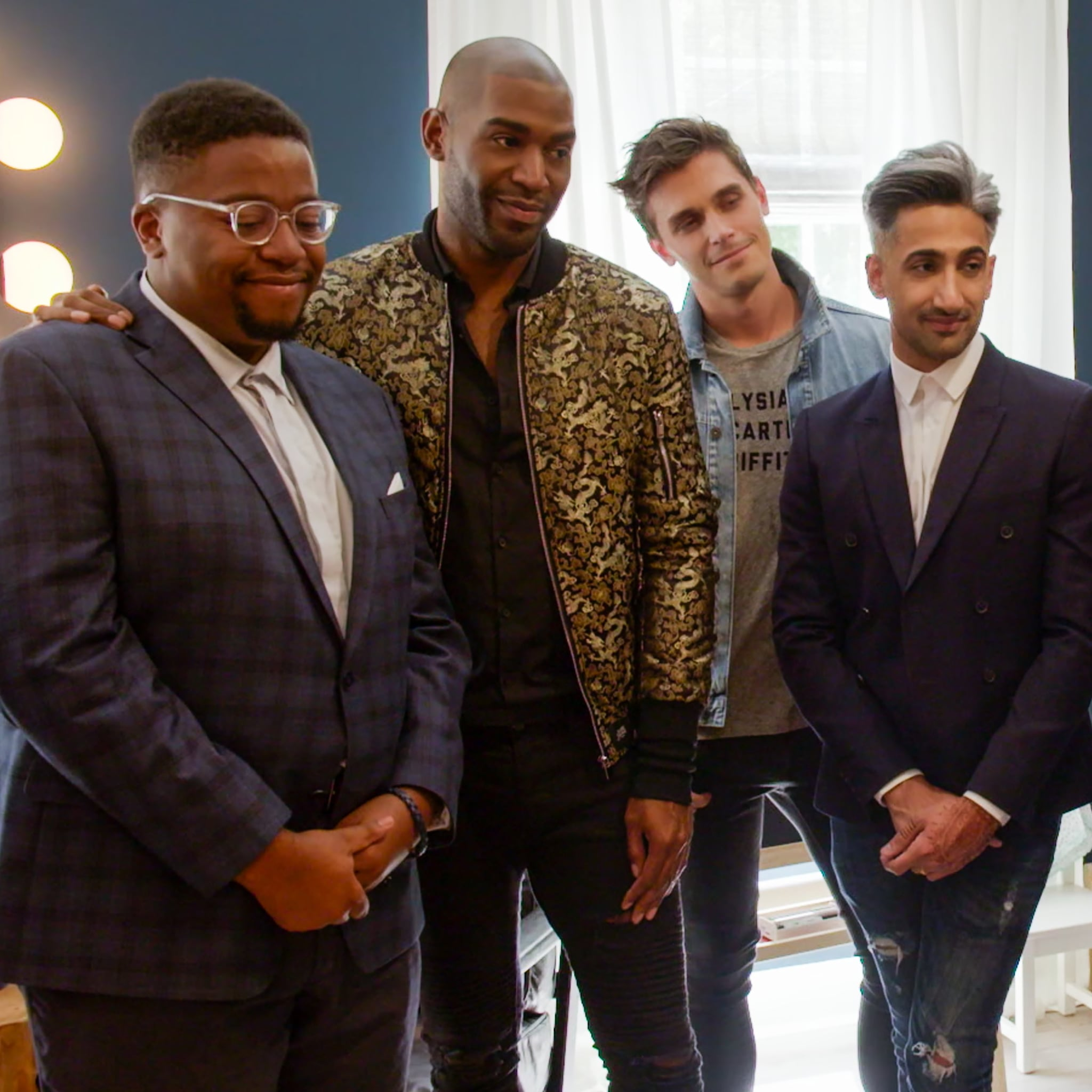 77e2ea3c39f Best Episodes in Queer Eye Season 2 | POPSUGAR Entertainment