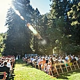 Summer-Camp-Inspired Wedding in California