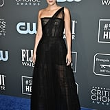 Phoebe Waller-Bridge Wearing Dior at the Critics' Choice Awards 2020