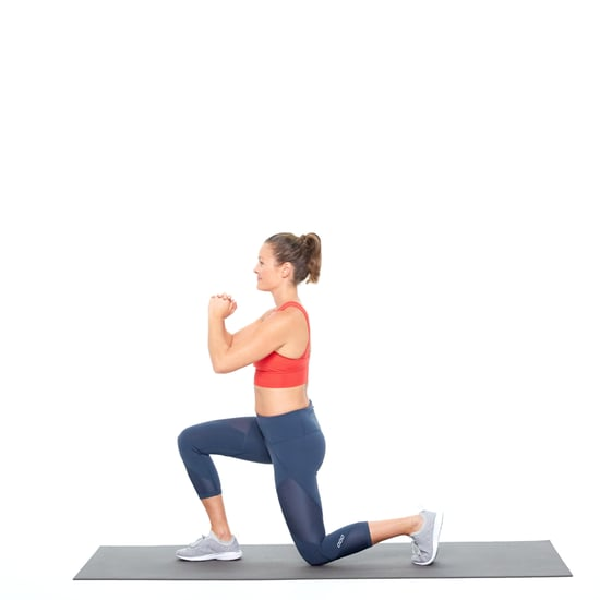 How to Do a Split Lunge