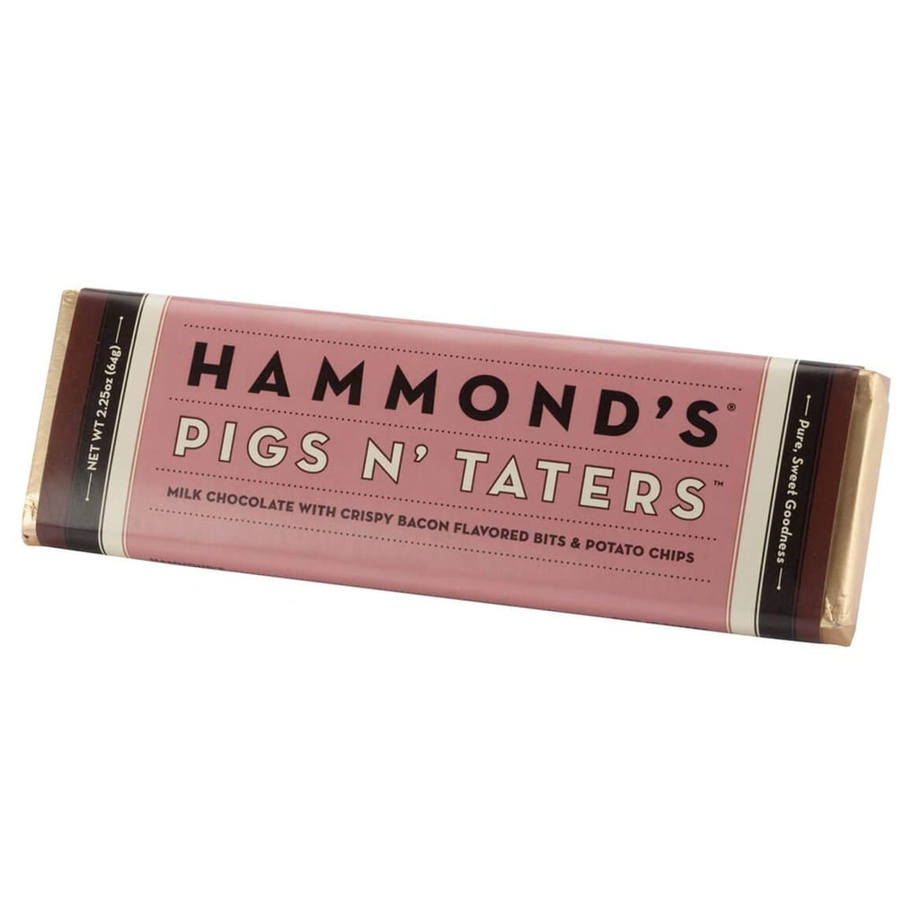 Bacon And Potato Chips Candy Bar Best White Elephant Gifts From
