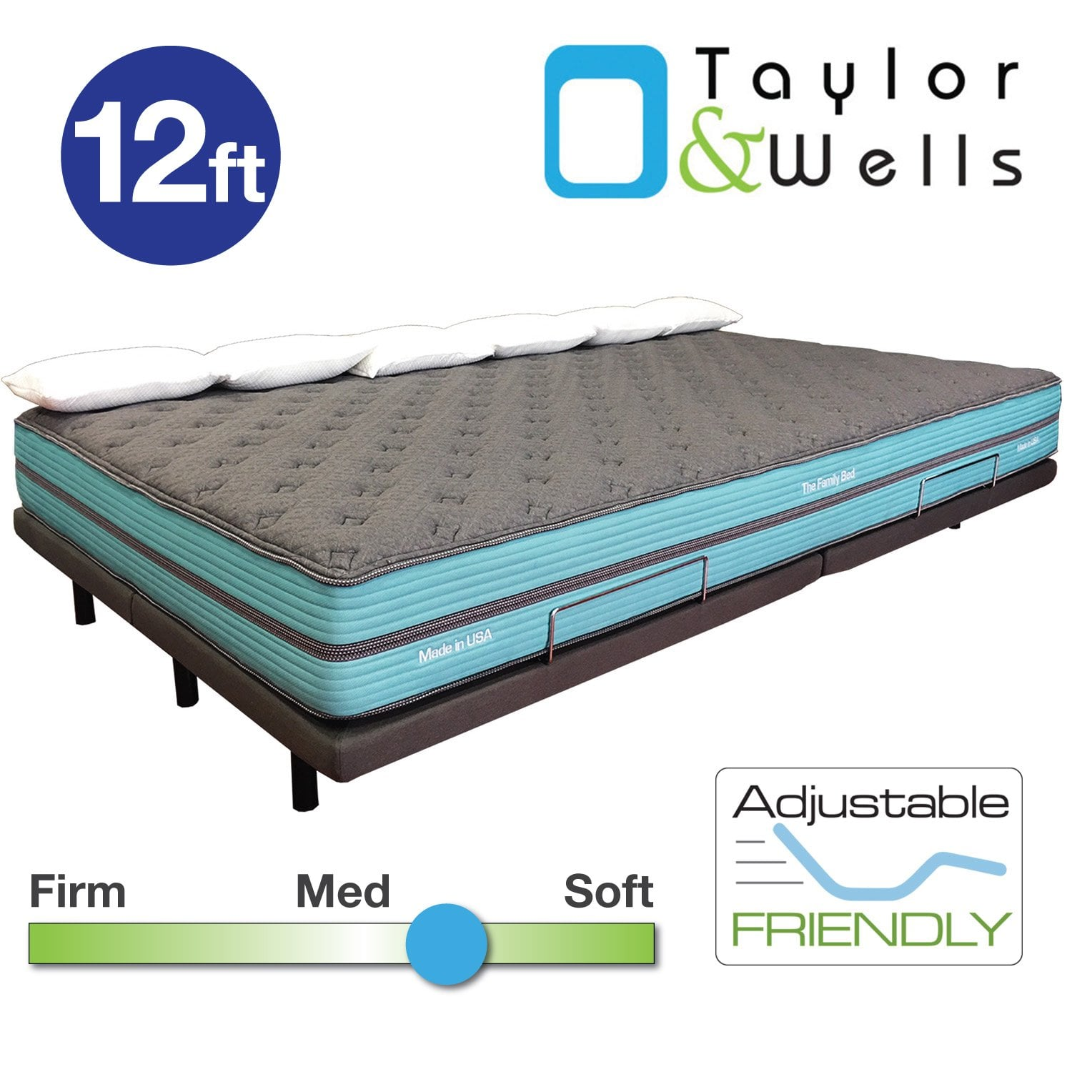 Taylor Wells Family Bed For Cosleeping Popsugar Family