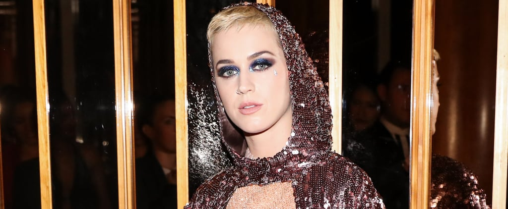 Met Gala Afterparty or Boxing Ring? Katy Perry's Outfit Was Ready For Either