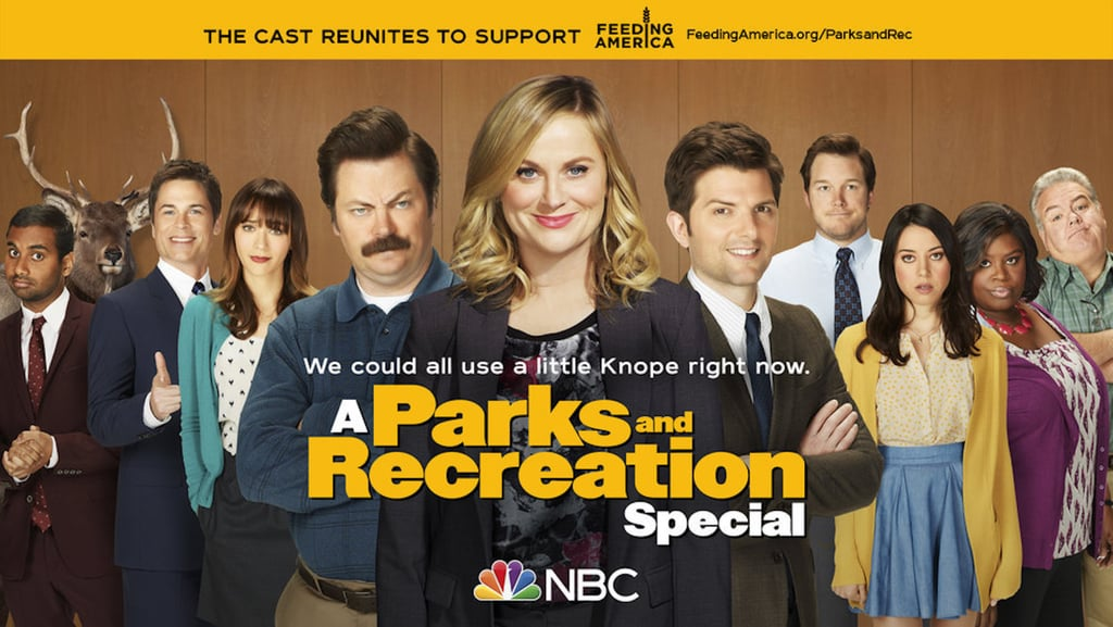 Read Our Recap on the Parks and Recreation Reunion Episode