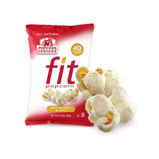 Parmesan and Herb Fit Popcorn