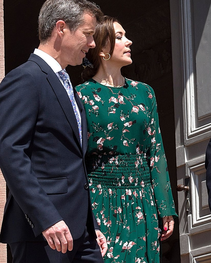 Princess Mary's Gorgeous Summer Dress Isn't Really a Dress at All