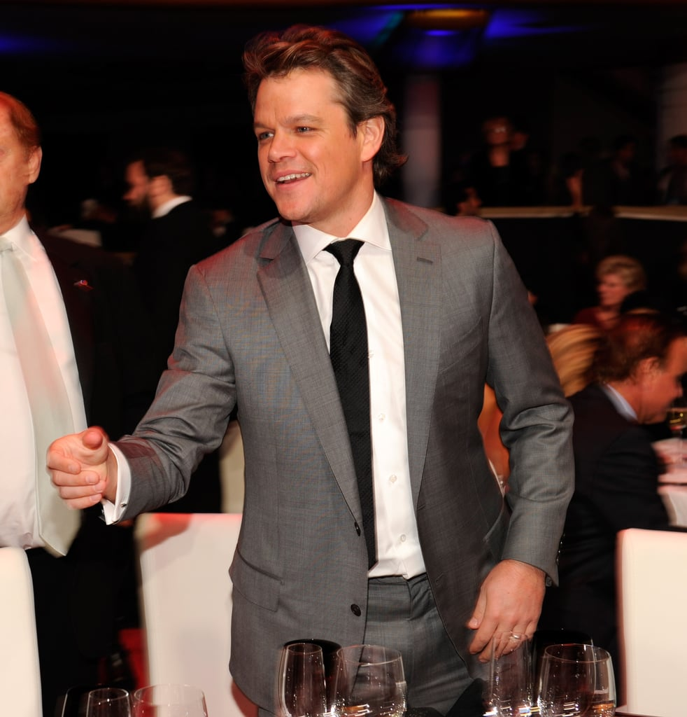 Pictures and Quotes from Matt Damon on Jason Bourne at Critics Choice Movie Awards