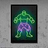 Hulk Wall Art