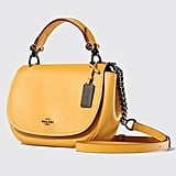Coach Small Nomad Leather Crossbody Bag