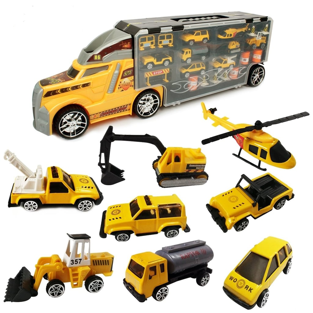 Gifts For Kids Obsessed With Trucks