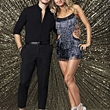 Gleb Savchenko and Nikki Glaser