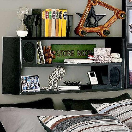 Rockin' Speaker Shelf