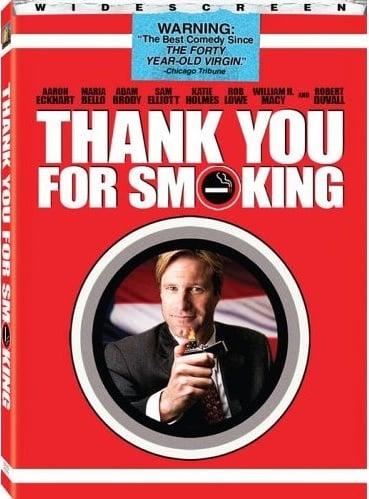 """USA to Make """"Thank You for Smoking"""" TV Series"""