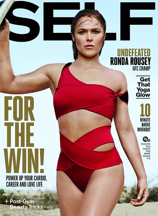Ronda Rousey Shares Her Secret to Being a Badass