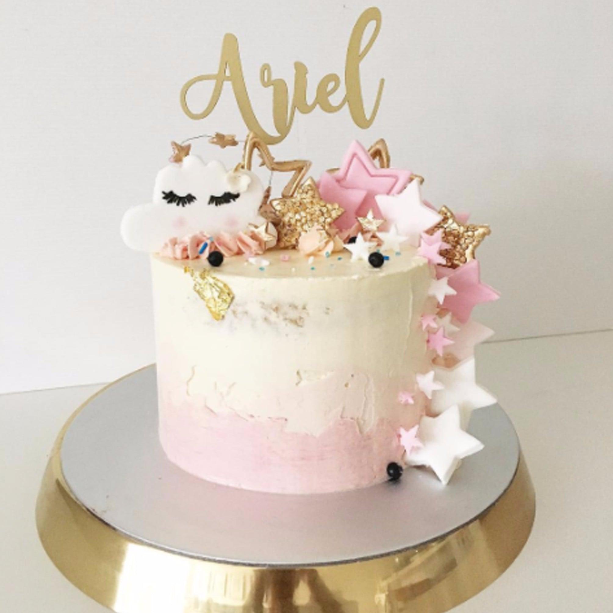 Star Birthday Cakes Popsugar Moms