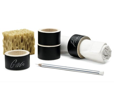 Chalkboard Napkin Ring: Love It or Hate It?