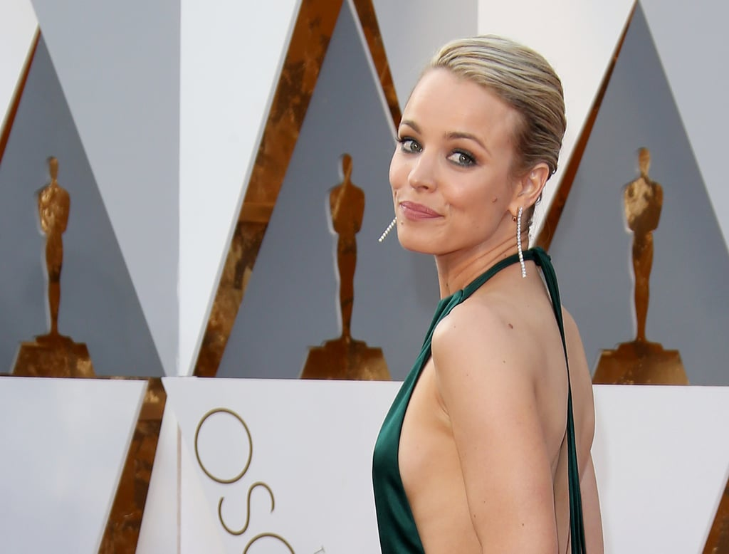 Flashback: Rachel McAdams Pulled a Style Move No Star Ever Had Before at the 2016 Oscars