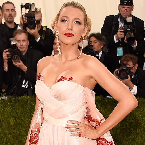 Blake Lively at the Met Gala 2016