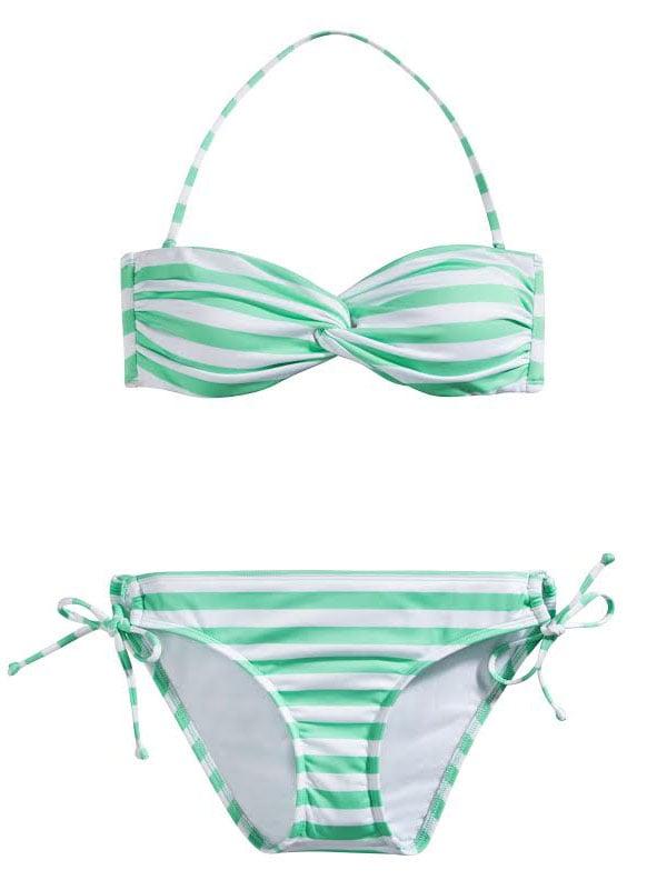Target Striped Bikini