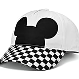 Disney x Vans Checkerboard Mickey Mouse Court Side Hat