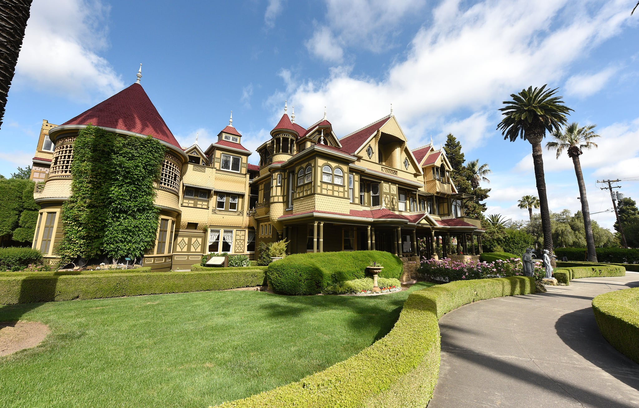 True Story About Winchester Mystery House