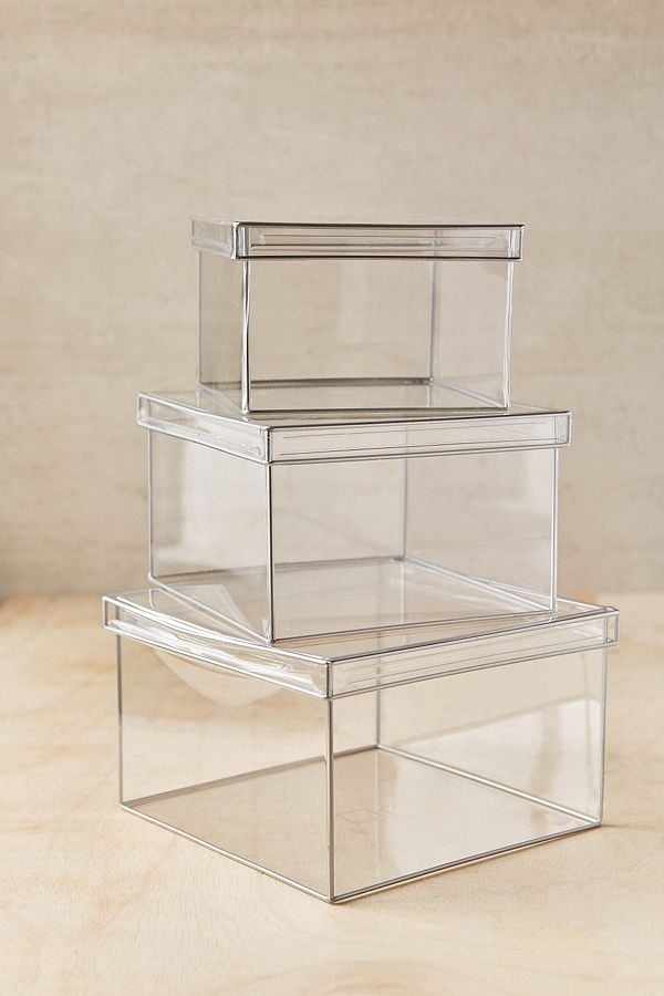 Looker Storage Boxes | Organizational Products From Urban Outfitters | POPSUGAR Home Photo 9