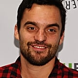 Jake Johnson told us he still hasn't seen 21 Jump Street, in which he plays the principal, and has no idea what parts or scenes were used.