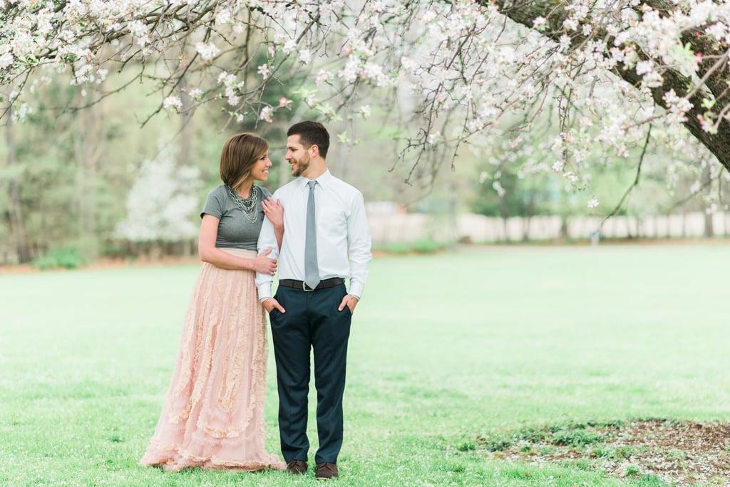 Fairy-Tale Engagement Shoot