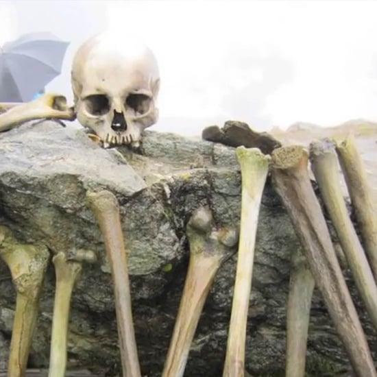 Skeleton Lake Bones Mystery
