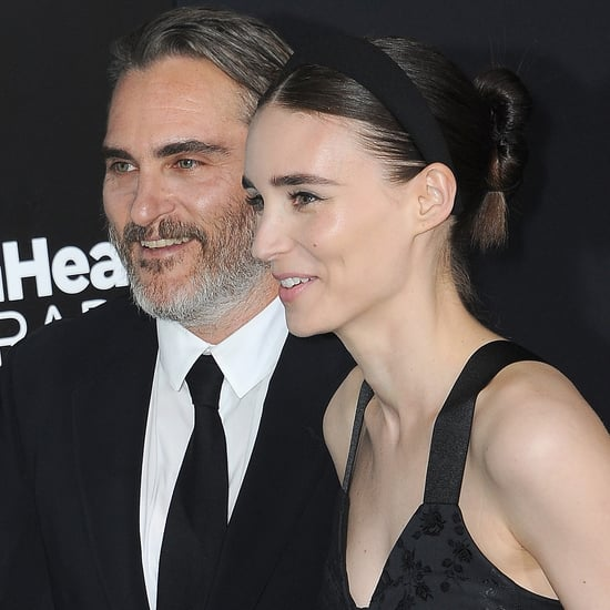 Joaquin Phoenix and Rooney Mara Name Baby Boy River