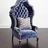 Evil Queen: Haute House Antoinette Midnight Chair