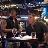 Channing Tatum and Matthew McConaughey in Magic Mike.