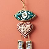 Eye Love You Beaded Ornament
