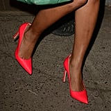 Beyoncé Sexy Shoes
