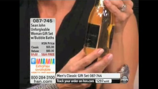 Diddy/Sean Combs on HSN