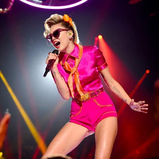 Miley Cyrus 2017 VMA Hannah Montana Hair