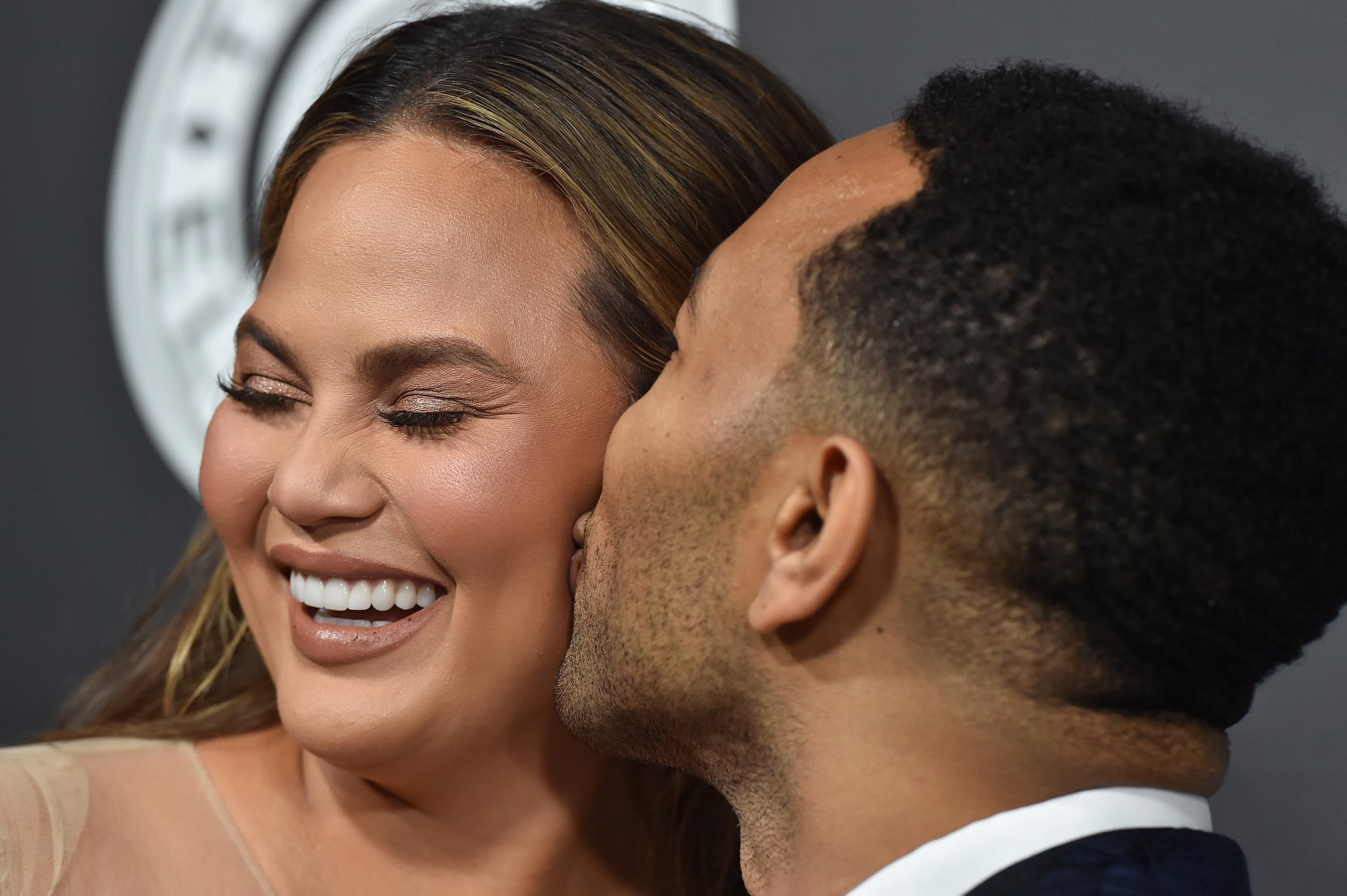 Chrissy Teigen jokes Luna can be cruel