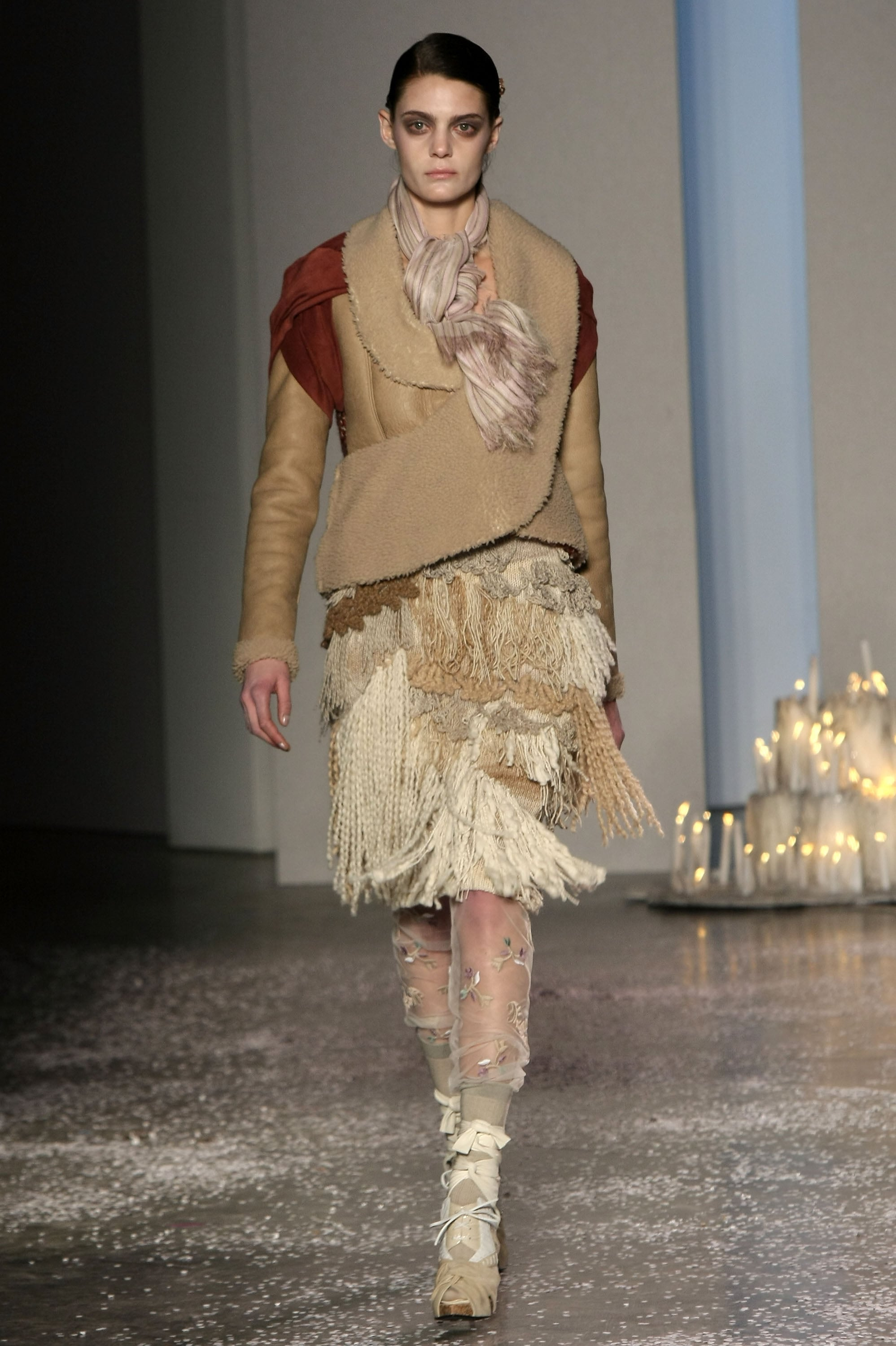 Rodarte Autumn, New York Fashion Week