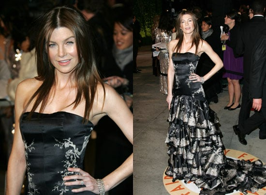Vanity Fair Oscar Party: Ellen Pompeo