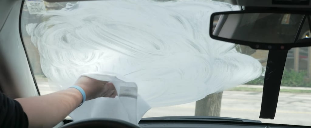 Find Out How to Fog-Proof Your Car Windows With 1 Unexpected Ingredient — Shaving Cream!