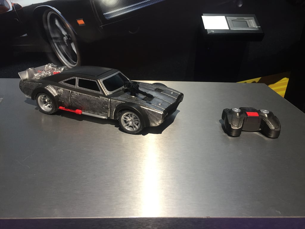 The Fast and the Furious Dom's Car RC