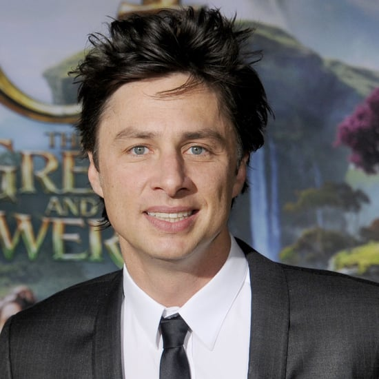 Zach Braff Interview For Oz the Great and Powerful
