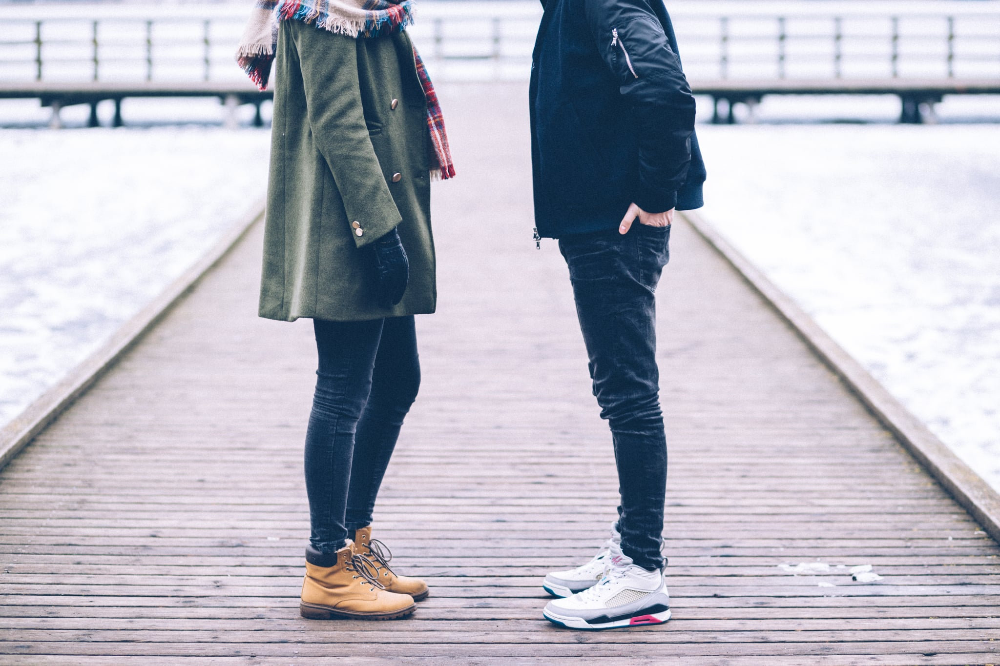 The 1 Word You Should Never Say in an Argument With Your Significant Other