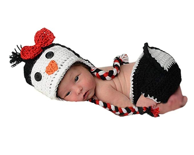 Newborn Penguin Costume